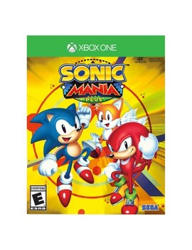 Sonic Mania Plus   Xbox One by Xbox One