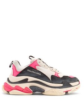 Triple S Low Top Trainers by Matches Fashion
