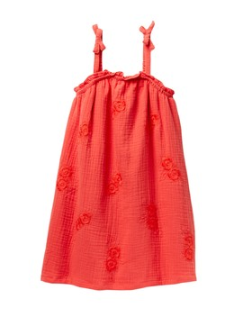 Ella Dress (Toddler Girls) by Lucky Brand