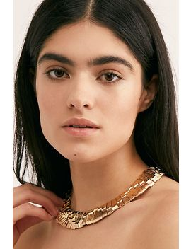 Keep Me Collar Necklace by Free People