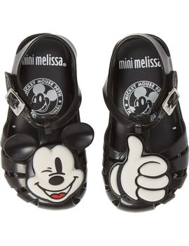 Aranha + Mickey Fisherman Sandal by Mini Melissa
