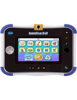 V Tech Inno Tab 3 S Plus Kid's Learning Tablet With Wi Fi, Assorted Colors by V Tech