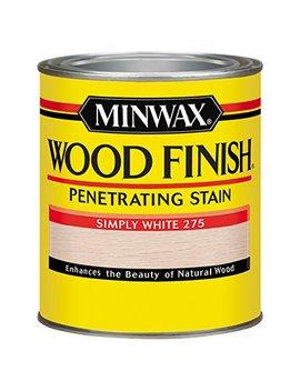 Minwax Wood Finish 227654444, Simply White by Minwax