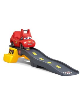 Step 2 Cars 3 Up & Down Kids' Roller Coaster   Lightning Mc Queen by Cars