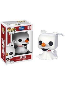 Funko Pop! Disney: The Nightmare Before Christmas   Zero by Funko