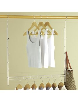 Oia Closet Doubler Hanging Organizer & Reviews by Organize It All