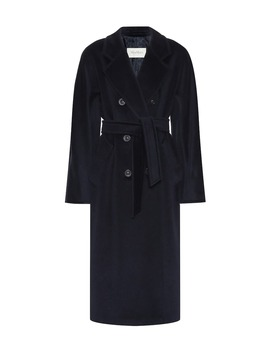 Madame Wool And Cashmere Coat by Max Mara