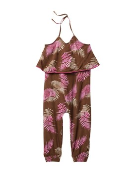 Lilo Halter Jumpsuit (Toddler & Little Girls) by O'neill