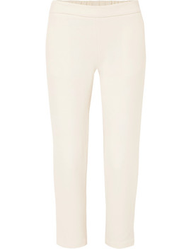 The Beckett Stretch Crepe Tapered Pants by Hatch