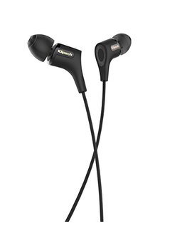 Klipsch R6 Ii In Ear Headphone Black In Ear Headphone   Black by Klipsch