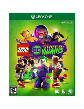 Illains   Xbox One by Lego Dc Supe
