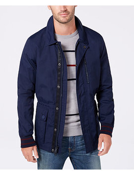 Men's Tucker Fleece Lined Jacket, Created For Macy's by Tommy Hilfiger