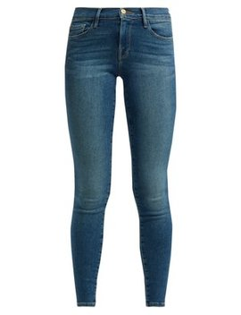 Le Skinny De Jeanne Mid Rise Jeans by Matches Fashion