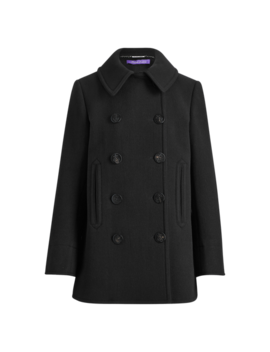 Logan Peacoat by Ralph Lauren