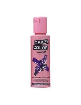 Crazy Color, Coloración Semipermanente (Color Hot Purple, Nº 62) by Crazy Color