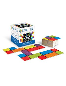 Learning Resources Color Cubed Strategy Game by Learning Resources