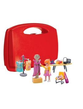 Playmobil Fashion Boutique Carry Case by Playmobil