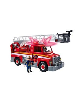 Playmobil Rescue Ladder Unit by Playmobil