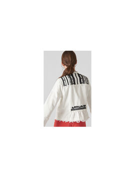 Embroidered Jacket by Whistles