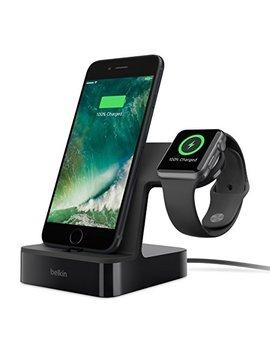 Belkin Power House   Base De Carga Para Apple Watch Y I Phone by Belkin
