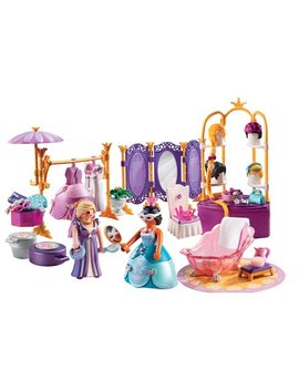 Playmobil Dressing Room With Salon by Playmobil