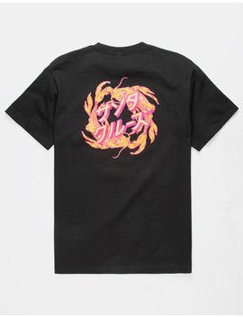 Santa Cruz Koi Dot Mens T Shirt by Santa Cruz