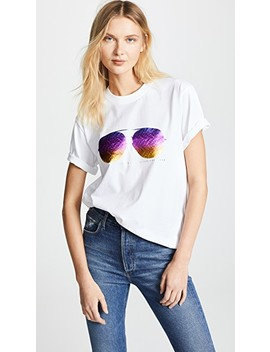 Sunglasses Tee by Victoria Victoria Beckham