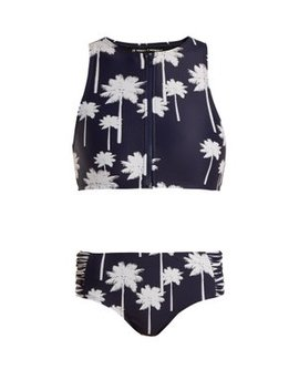 Palm High Rise Bikini by Perfect Moment