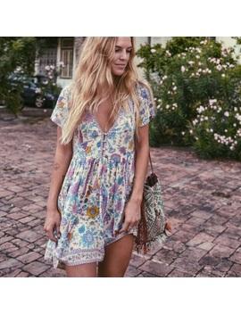 Lovebird Playdress Mini Dress Short SleeveBoutique by Poshmark