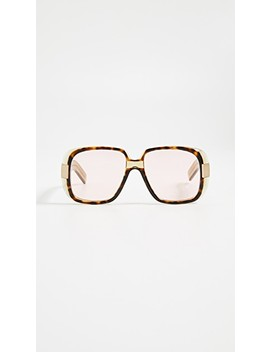 Square Acetate Sunglasses by Gucci