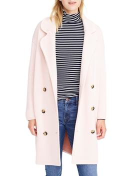 Double Breasted Sweater Coat by J.Crew