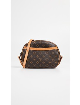 Louis Vuitton Monogram Blois Bag by What Goes Around Comes Around