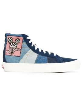 Mickey 90th Sneakers by Vans