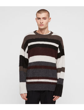 Striley Crew Sweater by Allsaints