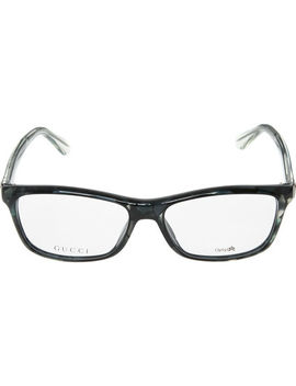 Black Tortoiseshell Optical Frames by Gucci