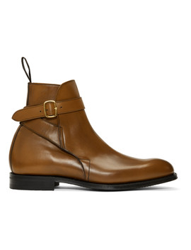 Brown Bletsoe Boots by Church's