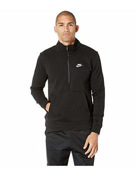 Nsw Club Top Long Sleeve 1/2 Zip Bb Trnd by Nike