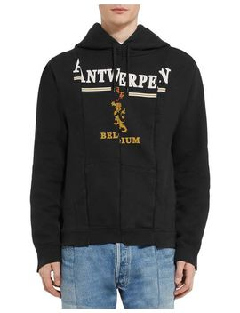 Vetements Hooded Track Jacket    Jumpers And Sweatshirts by Vetements