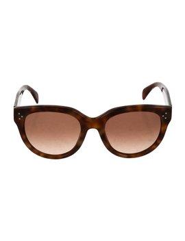 Audrey Oversize Sunglasses by Céline