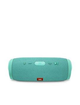 Jbl Jblcharge3 Tealam Charge 3 Waterproof Portable Bluetooth Speaker (Teal) by Jbl