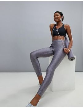 Nike Run Division Power Speed Leggings In Grey by Nike