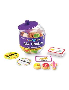 Abc Cookies Goodie Games Set by Zulily