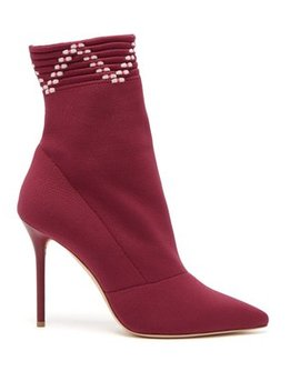 Mariah Sock Ankle Boots by Malone Souliers By Roy Luwolt
