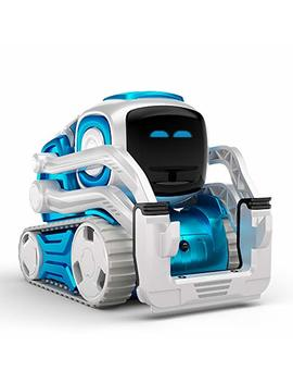 Anki Cozmo Limited Edition, Interstellar Blue, A Fun, Educational Toy Robot For Kids by Anki
