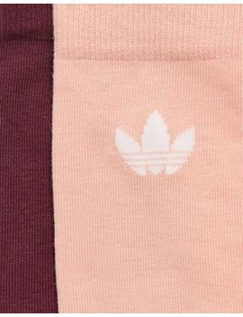 Pack De 2 Pares De Calcetines De Deporte Rosas Con Logo De Trébol De Adidas Originals by Asos