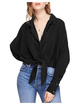 Sunstreaks Tie Front Top by Free People