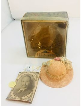 Victorian Christmas Louis Nichole Louis Xvii 1999 Hat Ornament With Original Box by Ebay Seller