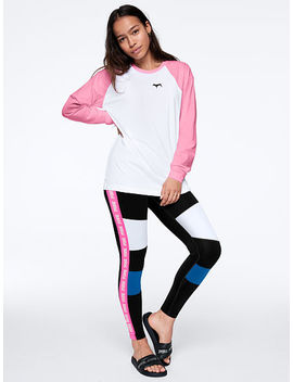 Campus Long Sleeve Baseball Tee by Victoria's Secret