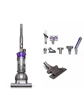 Dyson Ball (Formerly Dc65) Animal + Allergy Complete Upright Vacuum With 7 Tools   Hepa Filtered   Corded by A Dyson Animal + Allergy Complete