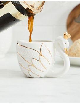 Taza Pequeña Con Diseño De Cisne De Sass & Belle by Asos